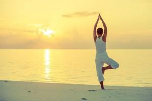 yoga_sunset